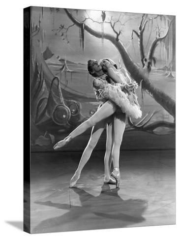 The Red Shoes, Robert Helpmann, Moira Shearer, 1948--Stretched Canvas Print