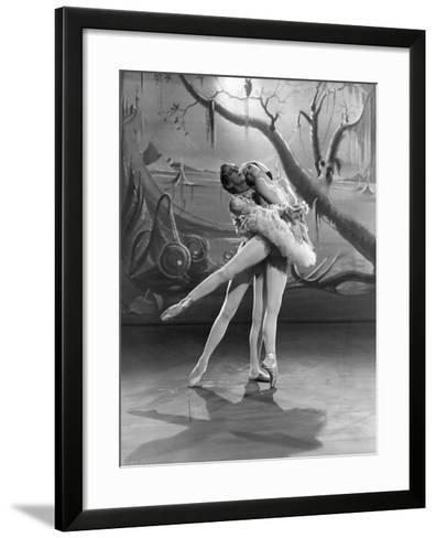 The Red Shoes, Robert Helpmann, Moira Shearer, 1948--Framed Art Print