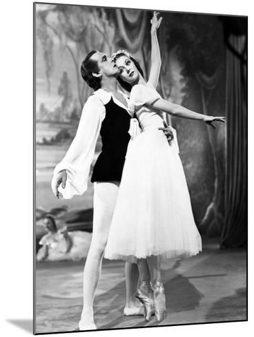 The Red Shoes, from Left: Robert Helpmann, Moira Shearer, 1948--Mounted Photo