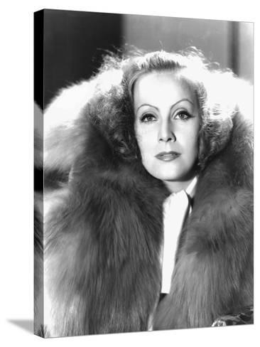 Inspiration, Greta Garbo, 1931--Stretched Canvas Print