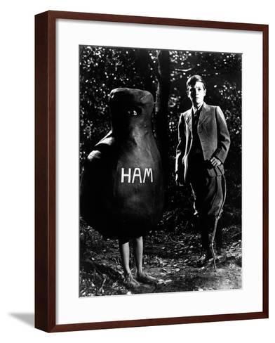 To Kill a Mockingbird, Mary Badham, Philip Alford, 1962--Framed Art Print