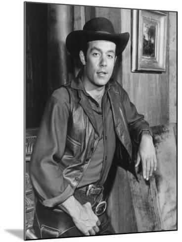Bonanza, Pernell Roberts, 1959-1973--Mounted Photo