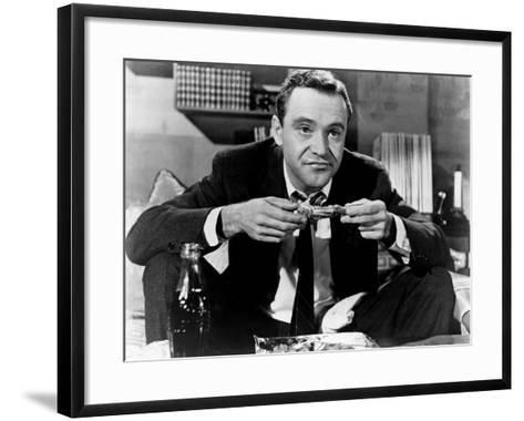 The Apartment, Jack Lemmon, 1960--Framed Art Print