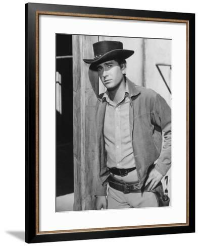 Bonanza, Michael Landon, 1959-1973--Framed Art Print