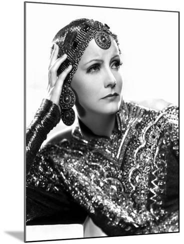 Mata Hari, Greta Garbo, 1931--Mounted Photo