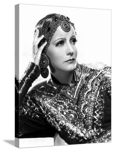 Mata Hari, Greta Garbo, 1931--Stretched Canvas Print