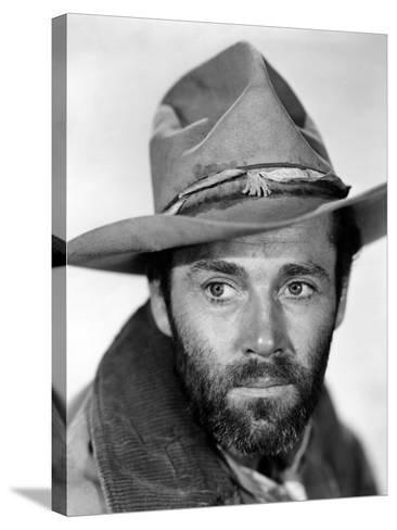 My Darling Clementine, Henry Fonda (As Wyatt Earp), 1946--Stretched Canvas Print