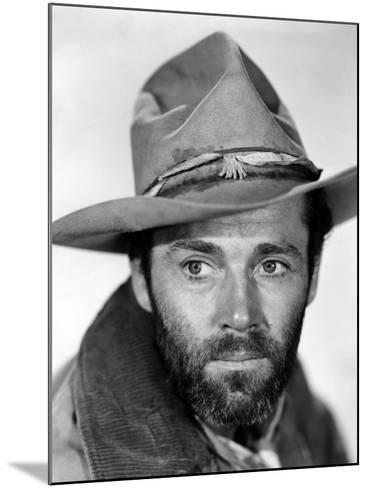 My Darling Clementine, Henry Fonda (As Wyatt Earp), 1946--Mounted Photo