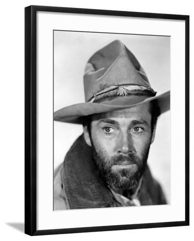 My Darling Clementine, Henry Fonda (As Wyatt Earp), 1946--Framed Art Print