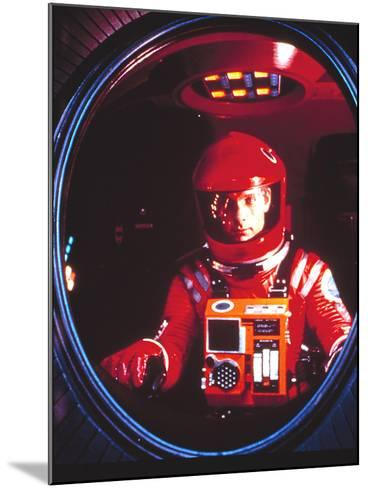 2001:A Space Odyssey, Keir Dullea, 1968--Mounted Photo