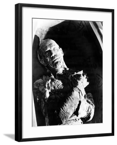 The Mummy, Boris Karloff, 1932--Framed Art Print