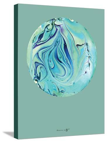 Orb 04- Heaven on 3rd-Stretched Canvas Print