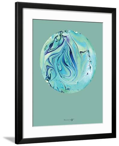 Orb 04- Heaven on 3rd-Framed Art Print