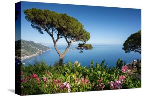 Villa Rufolo, Ravello, Costiera Amalfitana (Amalfi Coast), UNESCO World Heritage Site, Campania-Frank Fell-Stretched Canvas Print
