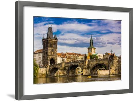 Karlovy Vary, Bohemia, Czech Republic, Europe-Laura Grier-Framed Art Print