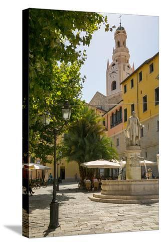 Concattedrale Di San Siro, Sanremo (San Remo), Liguria, Italy, Europe-Frank Fell-Stretched Canvas Print