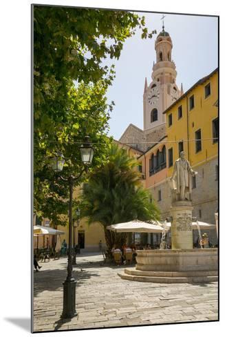 Concattedrale Di San Siro, Sanremo (San Remo), Liguria, Italy, Europe-Frank Fell-Mounted Photographic Print
