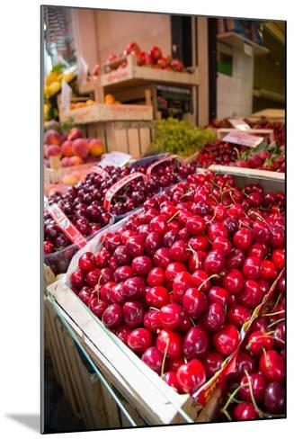 Fruit Stall on Via C Cesario, Sorrento, Campania, Italy, Europe-Frank Fell-Mounted Photographic Print