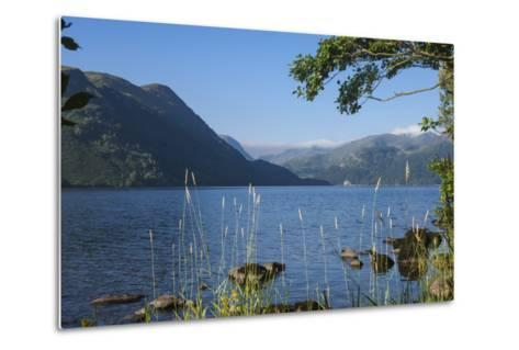 Ullswater, Lake District National Park, Cumbria, England, United Kingdom, Europe-James Emmerson-Metal Print