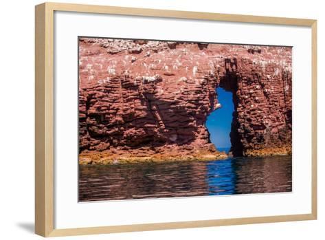 Isla Del Espiritu Santo, Baja California Sur, Mexico, North America-Laura Grier-Framed Art Print