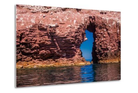 Isla Del Espiritu Santo, Baja California Sur, Mexico, North America-Laura Grier-Metal Print