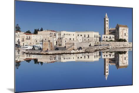 San Nicola Pellegrino Cathedral, Old Town, Trani, Le Murge, Barletta-Andria-Trani District-Markus Lange-Mounted Photographic Print