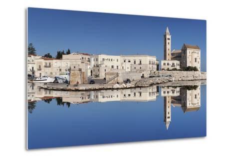 San Nicola Pellegrino Cathedral, Old Town, Trani, Le Murge, Barletta-Andria-Trani District-Markus Lange-Metal Print