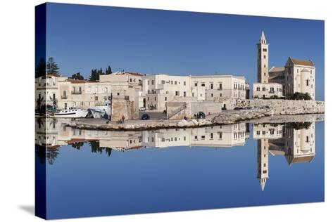 San Nicola Pellegrino Cathedral, Old Town, Trani, Le Murge, Barletta-Andria-Trani District-Markus Lange-Stretched Canvas Print