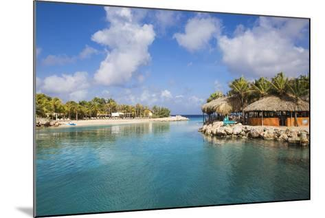 Hemingway Beach Beach Bar and Grill, Willemstad, Curacao, West Indies, Lesser Antilles-Jane Sweeney-Mounted Photographic Print