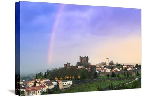 Braganca Castle, Tras-Os-Montes, Portugal, Europe-Alex Robinson-Stretched Canvas Print