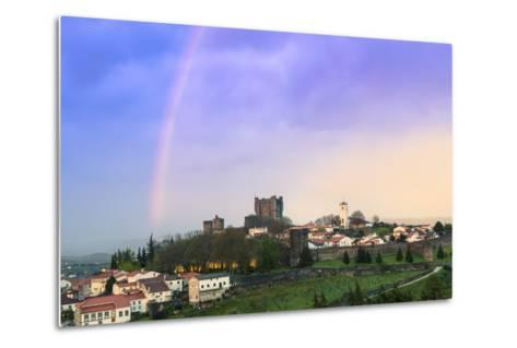 Braganca Castle, Tras-Os-Montes, Portugal, Europe-Alex Robinson-Metal Print