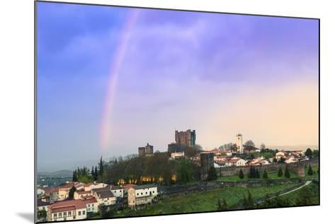 Braganca Castle, Tras-Os-Montes, Portugal, Europe-Alex Robinson-Mounted Photographic Print