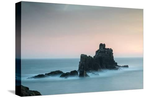 Land's End, Cornwall, England, United Kingdom, Europe-Bill Ward-Stretched Canvas Print