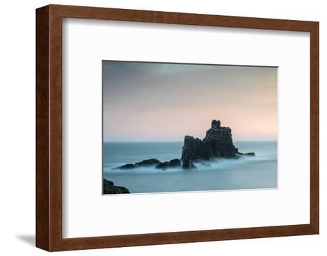 Land's End, Cornwall, England, United Kingdom, Europe-Bill Ward-Framed Art Print