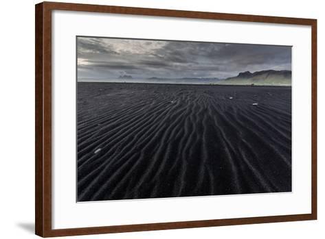Reynisfjara, Vik, Iceland, Polar Regions-Bill Ward-Framed Art Print
