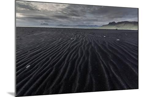 Reynisfjara, Vik, Iceland, Polar Regions-Bill Ward-Mounted Photographic Print