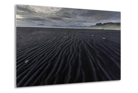 Reynisfjara, Vik, Iceland, Polar Regions-Bill Ward-Metal Print