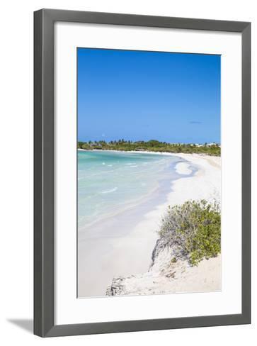 Playa Larga, Cayo Coco, Jardines Del Rey, Ciego De Avila Province, Cuba-Jane Sweeney-Framed Art Print
