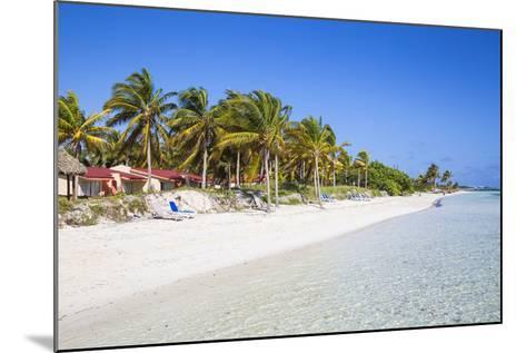 Playa El Paso, Cayo Guillermo, Jardines Del Rey, Ciego De Avila Province, Cuba-Jane Sweeney-Mounted Photographic Print