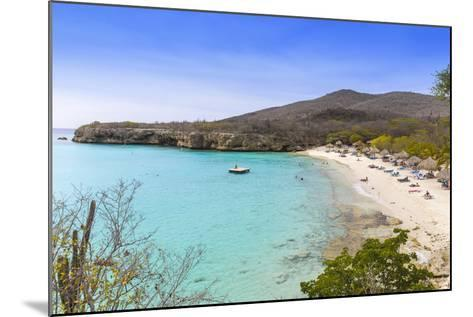 Knip Beach, Curacao, West Indies, Lesser Antilles, Former Netherlands Antilles-Jane Sweeney-Mounted Photographic Print