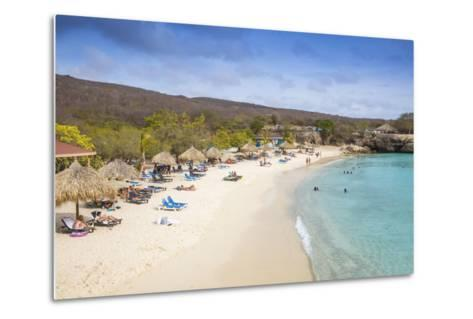 Knip Beach, Curacao, West Indies, Lesser Antilles, Former Netherlands Antilles-Jane Sweeney-Metal Print