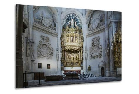 Tomb of the Constables of Castile, Burgos Cathedral, UNESCO World Heritage Site-Alex Robinson-Metal Print