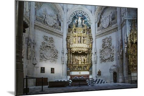 Tomb of the Constables of Castile, Burgos Cathedral, UNESCO World Heritage Site-Alex Robinson-Mounted Photographic Print