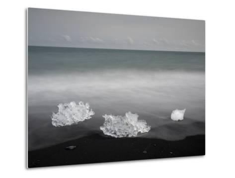 Jokulsarlon, Iceland, Polar Regions-Bill Ward-Metal Print