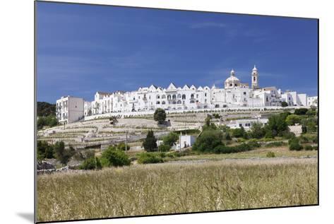 Locorotondo, Valle D'Itria, Bari District, Puglia, Italy, Europe-Markus Lange-Mounted Photographic Print