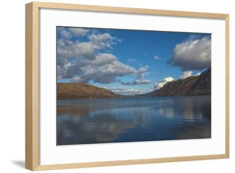 Ullswater, North Lakes, Lake District National Park, Cumbria, England, United Kingdom, Europe-James Emmerson-Framed Art Print