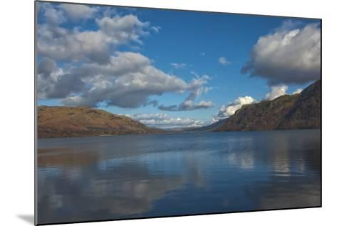 Ullswater, North Lakes, Lake District National Park, Cumbria, England, United Kingdom, Europe-James Emmerson-Mounted Photographic Print