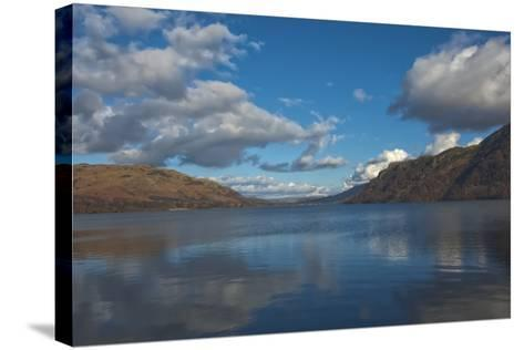Ullswater, North Lakes, Lake District National Park, Cumbria, England, United Kingdom, Europe-James Emmerson-Stretched Canvas Print