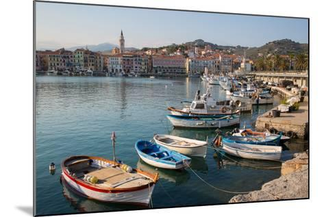 Harbour, Imperia, Liguria, Italy, Europe-Frank Fell-Mounted Photographic Print