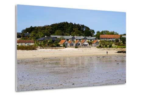 Old Grimsby, Tresco, Isles of Scilly, England, United Kingdom, Europe-Robert Harding-Metal Print